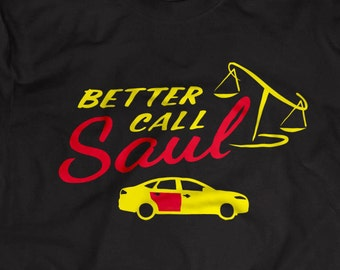 Better Call Saul T-Shirt S-4XL And Long Sleeve Available Saul Goodman Attorney At Law