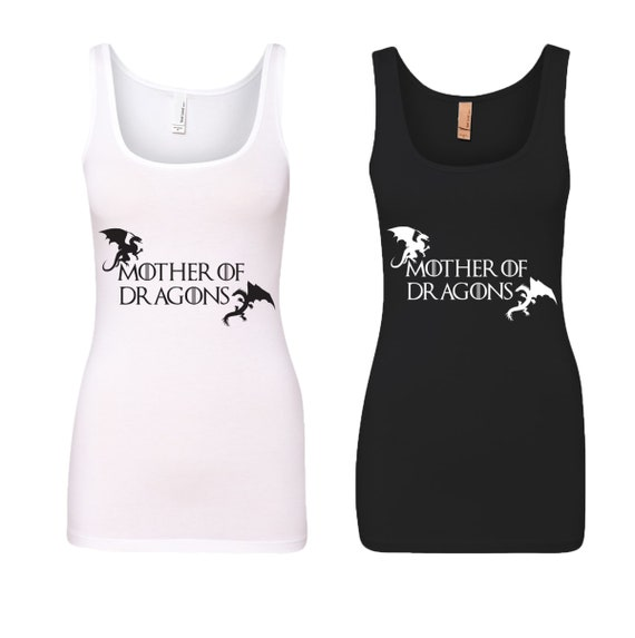 Game Of Thrones Mother Of Dragons Womens Tank Top Shirt S-XXL Available