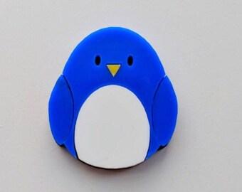 Plump Penguin Badges