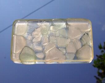 Mini White Board Seaglass