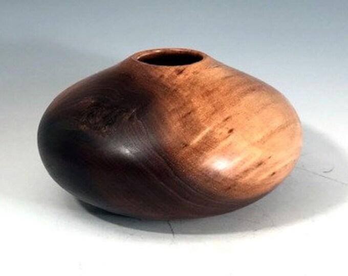 Black Walnut Hollow form/Vase