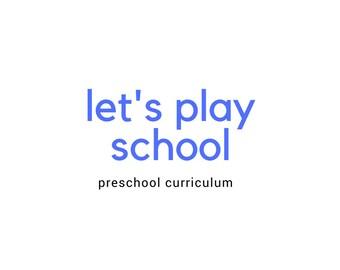 Lets Play School