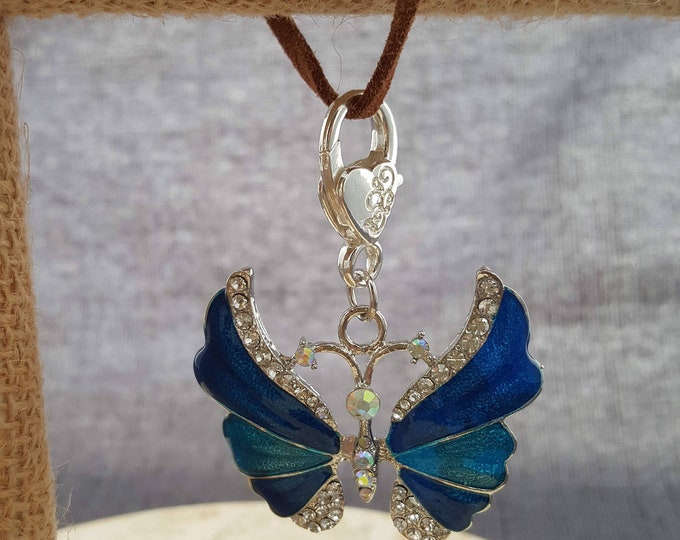 Featured listing image: Butterfly charm