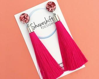Earrings- Tassels