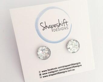 Earrings- Glass