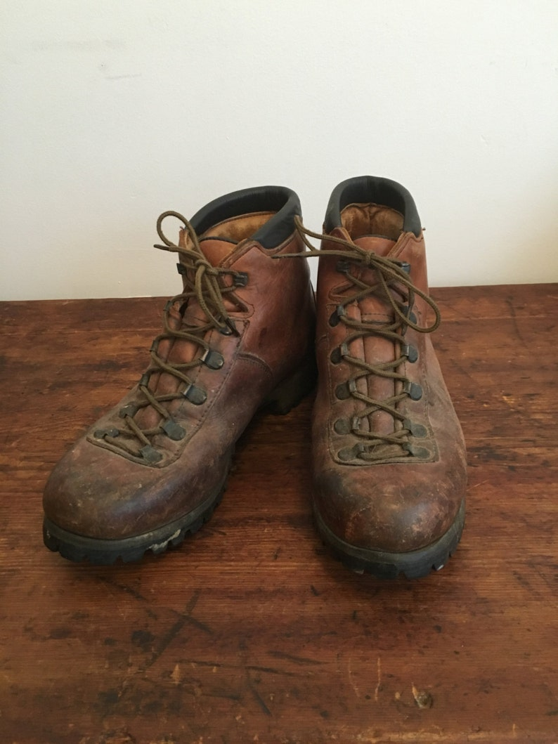 740f434177d07 Vintage Dexter Leather Hiking Boots