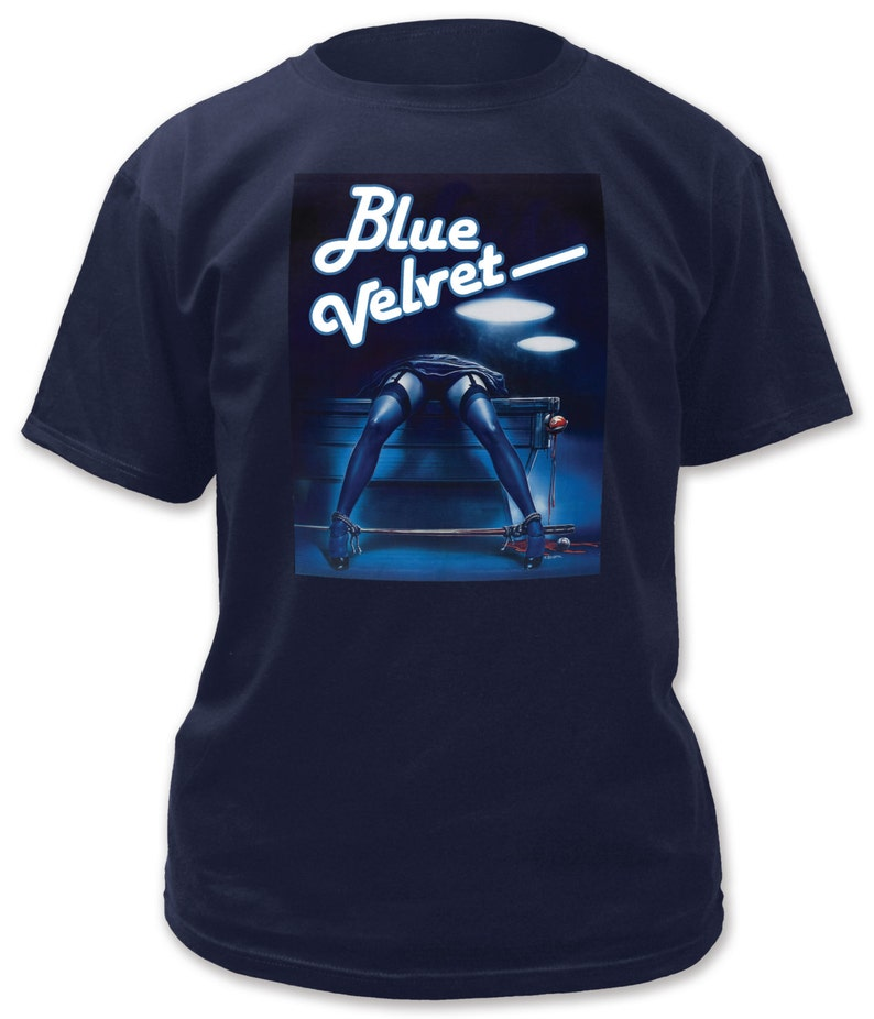 04203919 Blue Velvet pool table adult tee BLUV01Navy Blue | Etsy
