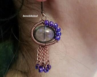 Purple Dragon Eyes