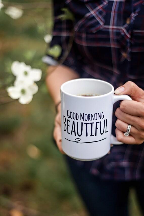 Guten Morgen Schöne Becher Freundin Geschenke Motivierende Kaffeetassen