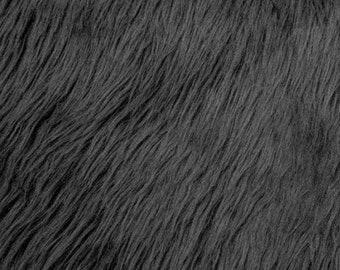 b5d259e1b Faux fur charcoal
