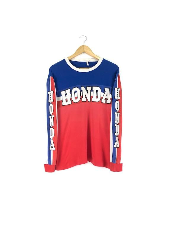 vintage honda t shirt