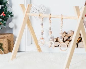 Baby activity gym etsy