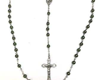 Catholic Rosary Beads,Traditional Rosary,Traditional Rosary Beads,Prayers Beads