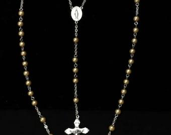 Handmade Catholic Rosary Beads