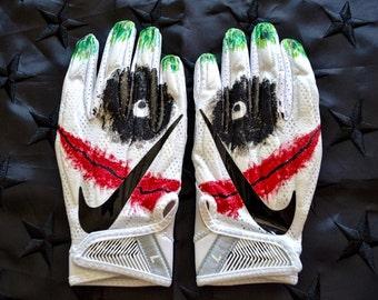 Football gloves   Etsy