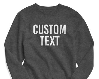 86d46bbe05f99 Custom sweatshirt | Etsy