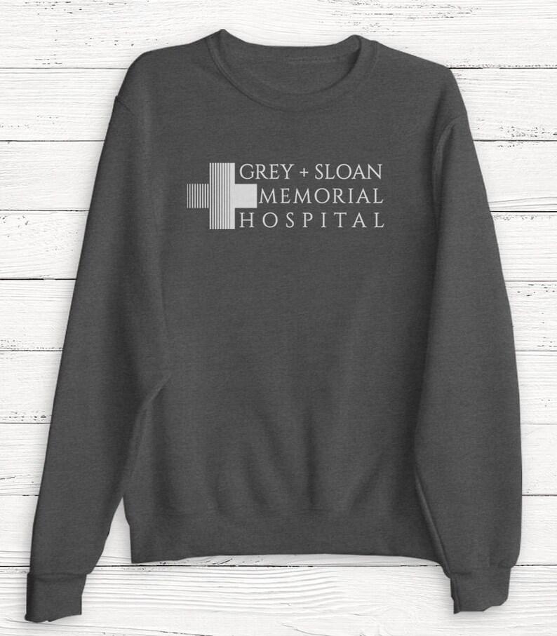 Grey Sloan Memorial Hospital  Grey's Anatomy Sweatshirt  image 0