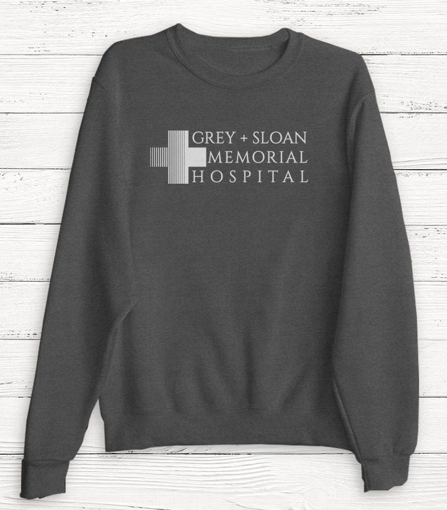 Meredith Grey Is My Spirit Animal Sweatshirt, Grey's Anatomy Sweatshirt, Grey Sloan Memorial Hospital, Meredith Grey Shirt, Derek Shepherd