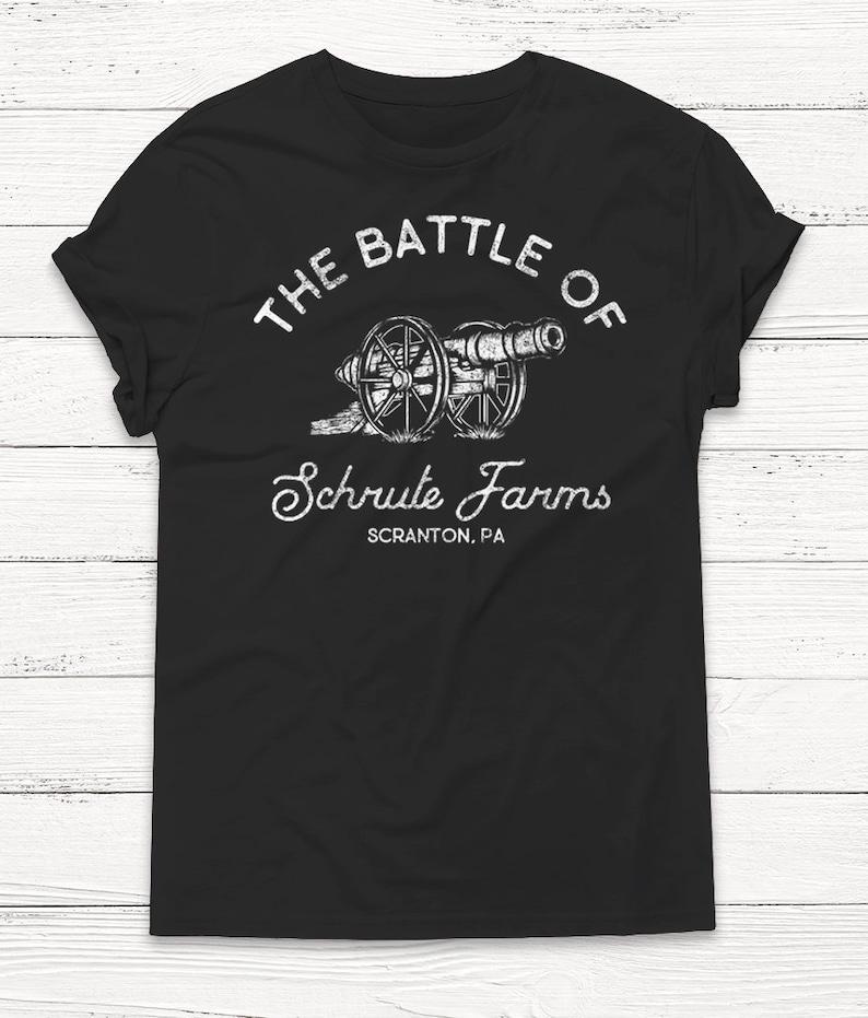 ff8ab540 The Office Tshirt Schrute Farms Shirt Scranton Dwight | Etsy