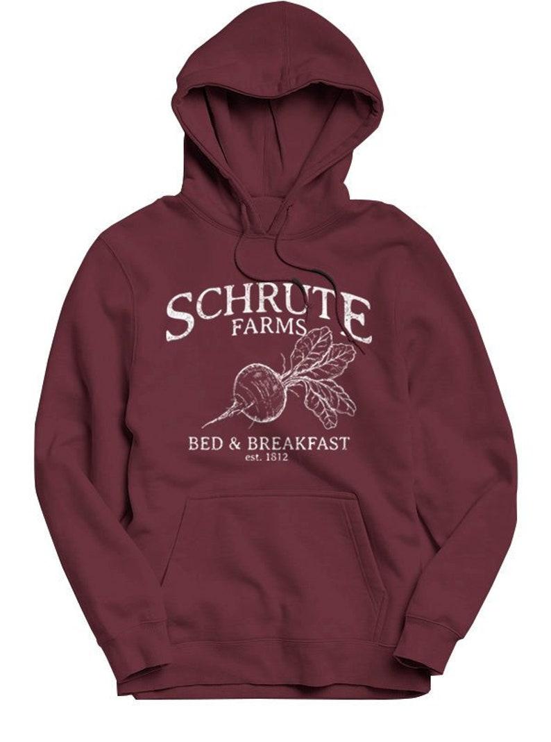b1ff58d1f The Office Hoodie Hooded Sweatshirt The Office Sweatshirt