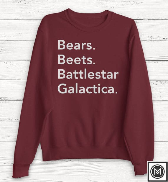 The Office Sweatshirt Dwight Schrute The Office Sweater Etsy