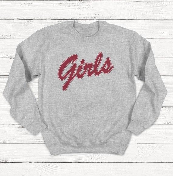 Girls Sweatshirt, Friends Tv Show, Friends Girls Sweatshirt, Girls Crewneck Sweatshirt, Friends T Shirt, Jennifer Aniston, Courtney Cox