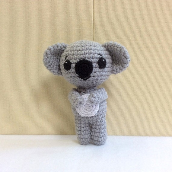 Amigurumi Koala Free Crochet Pattern | Crochet toys patterns, Crochet  patterns amigurumi, Stuffed toys patterns | 570x570