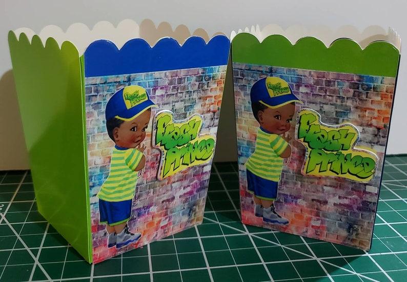 PopcornTreat Boxes