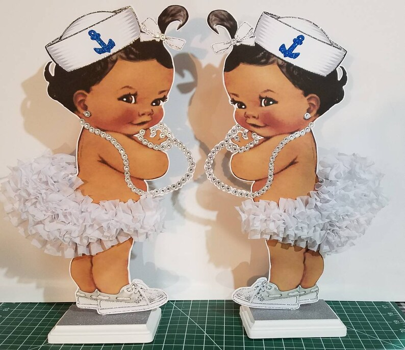 Nautical Baby Girl