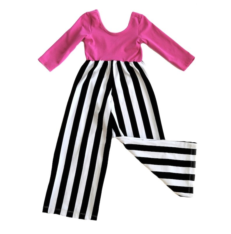 47261c50b0c2 CLEARANCE Romper Flare Jumpsuit Pants  Girls   Toddler   Kids