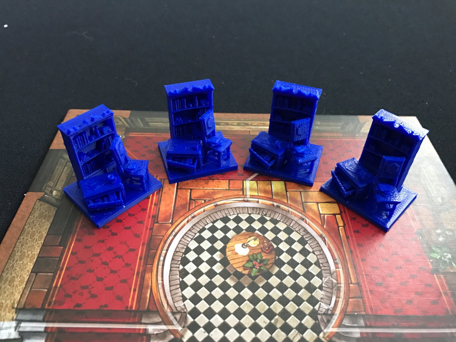 Mansions of Madness 2nd Edition Furniture assorted types. | Etsy