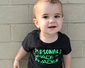 Toddler Shirt | Kids shirt | Funny Shirt for Kids | Space Shirt for Kids | Alien Shirt |Breastfeeding Shirt | Spaceship Shirt
