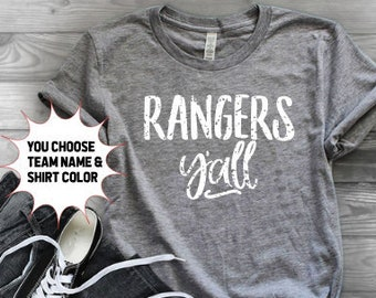 Baseball shirts | Baseball Team Shirt | Baseball Shirts for Women | Game Day Shirt | Vintage Tee | Baseball Grunge Tee | Team Spirit Shirt