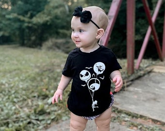 Kids Halloween Shirts | Nightmare Before Christmas Shirt | Jack Skellington | This is Halloween Shirt | Girls Halloween | Boys Halloween