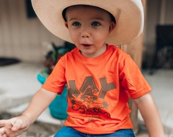 Fall Shirt for Kids, Scarecrow Shirt, Hay Y'all Shirt, It's Fall Y'all, Boys Fall Shirt Shirt, Girls Fall Shirt, Kids Fall Shirt, Funny Fall