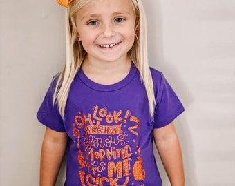 Girls Halloween Shirt, Hocus Pocus Shirt, Hocus Pocus Shirt, Womens Halloween Shirt, Oh Look Another Glorious Morning Makes Me Sick, Sanders