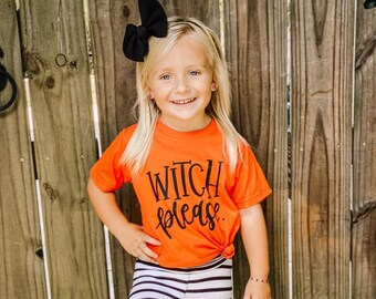 Girls Halloween Shirt, Hocus Pocus Shirt, Witch Please Shirt, Womens Halloween Shirt, Womens Witch Shirt, Sanderson Sisters, Girls Witch Shi