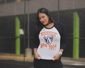 Adult Halloween Shirt  Kids Halloween Shirt   This is Some Boo Sheet   Halloween Shirts for Women   Funny Halloween Shirts   Ghost Shirt