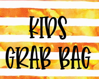 Kids Grab Bag