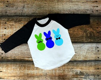 Boys Easter Shirts | Easter Shirts for Boys | Easter Peeps Shirt |  Easter Shirt | Peeps Easter Shirt