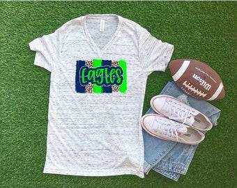 Eaton Eagles Shirt, School Spirit Shirt, Eagles Shirt, Eaton