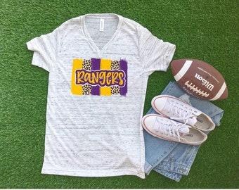 Chisholm Trail Rangers Shirt, School Spirit Shirt, Rangers Shirt, CTHS,