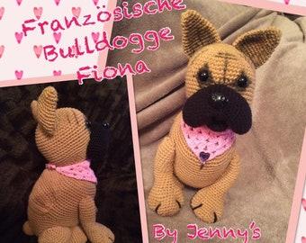 Bulldogge Häkeln Etsy