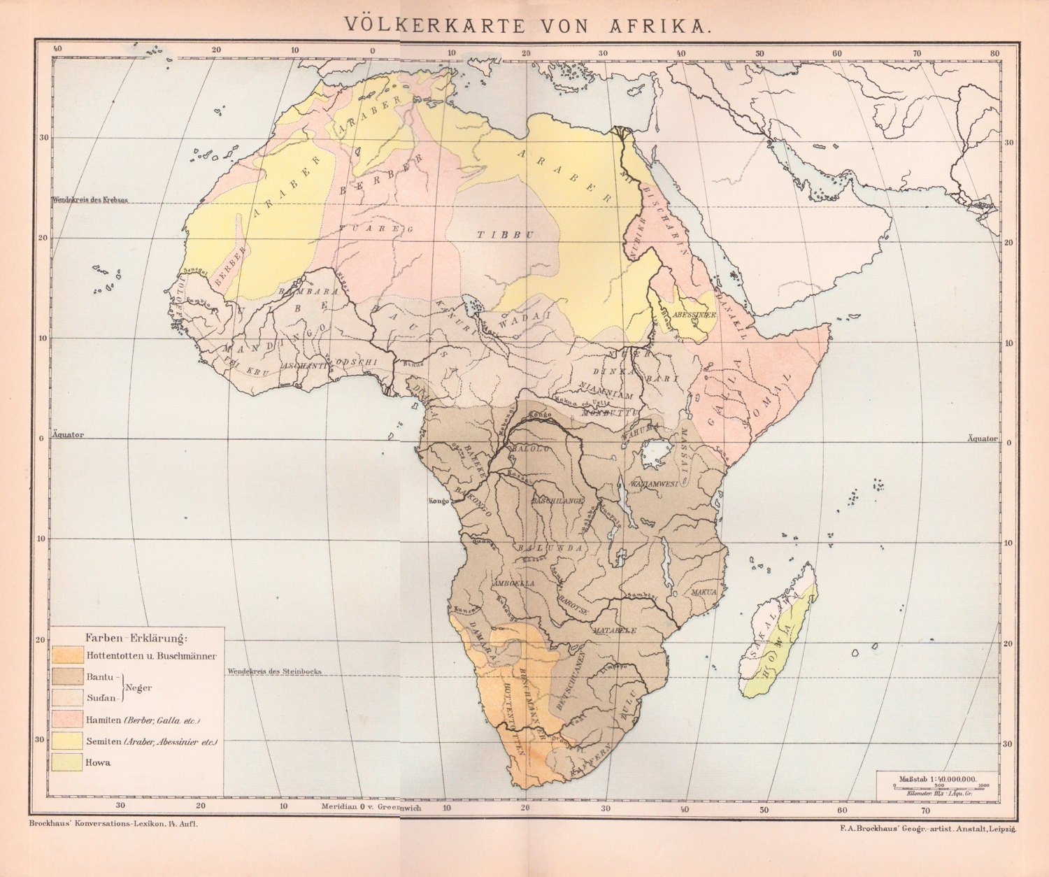 Antique Map Of Africa From 1890 World Maps Africa Africa Etsy