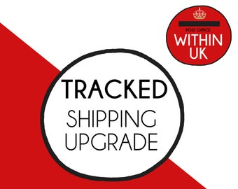 UK only, upgrade guaranteed shipping, ooak, last minute gift, handmade gift, tracked shipping, tracked post,