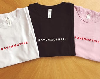 Ravenmother T-shirt