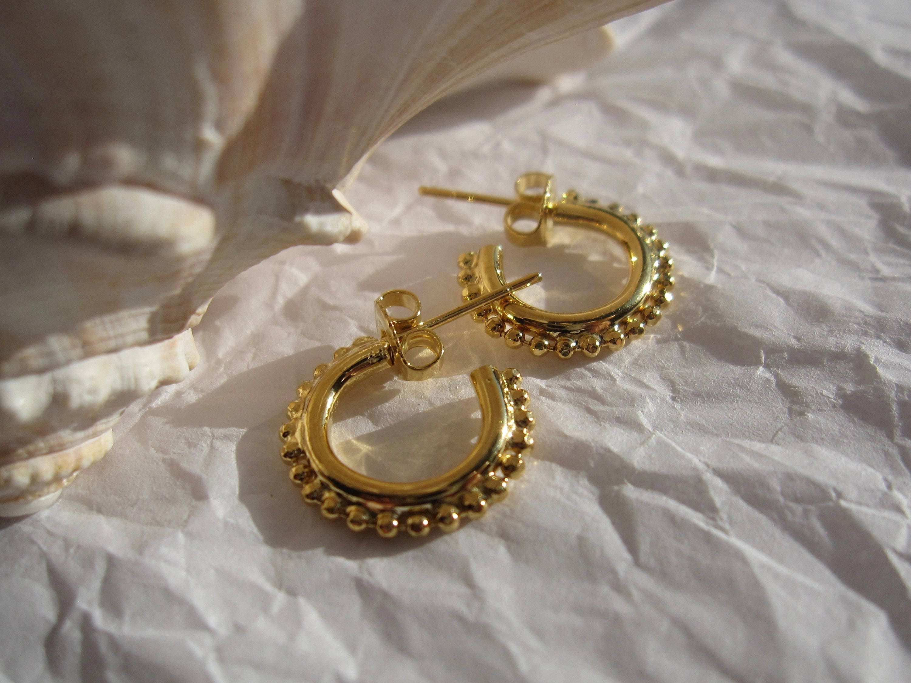 my made gold of your jewelry k to harry earrings how min tell if pure is