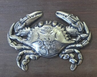 Popular Items For Large Brass Crab