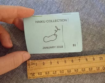 Haiku Collection Jan 2018
