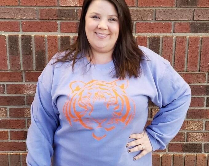 Tigerface sweatshirt